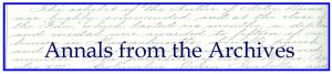 Logo for website annals