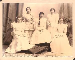 Class of 1898