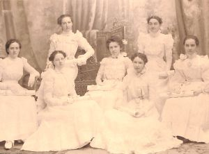 Class of 1899